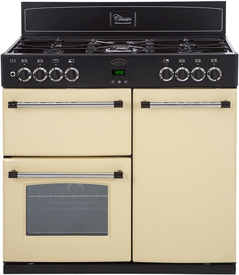 New Range Cookers From Belling