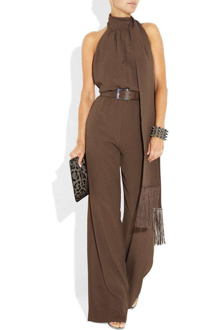 Michael Kors (I personally don't like jumpsuits...too fat to wear them and a hassle when you have to visit the ladies)