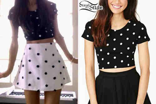 beautiful ariana grande crop top outfits
