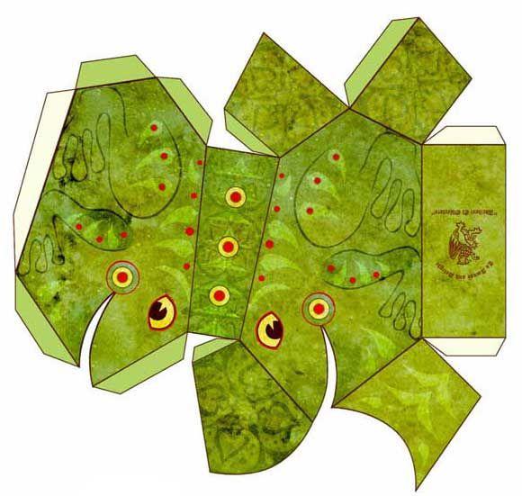 Make a Frog Box