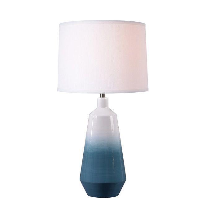 Blue Ombre Table Lamp Table Lamp Lamp Table Lamp Shades