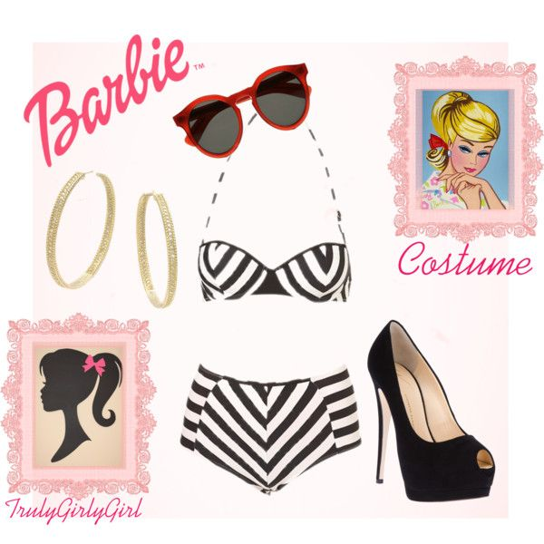 """Barbie: Costume"" by trulygirlygirl on Polyvore"