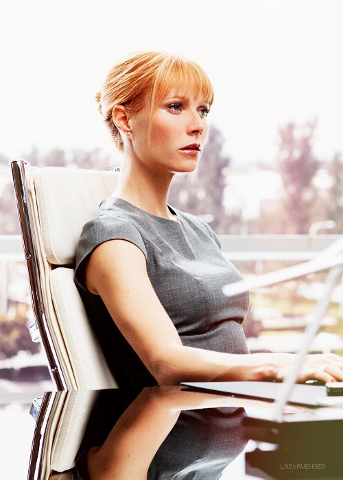 Pepper Potts --- anyone who can handle Tony Stark deserves respect,