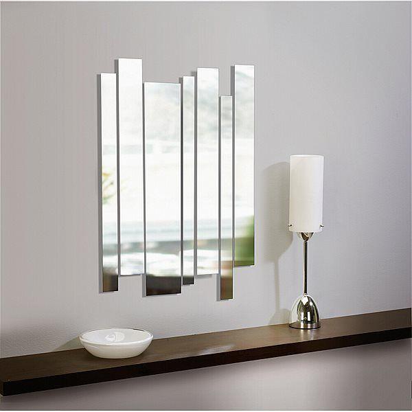 Umbra Strip Muurdecoratie Spiegels - Set van 7