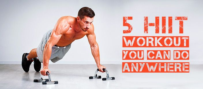 Why leap into your own HIIT workouts? One of the best things about High…