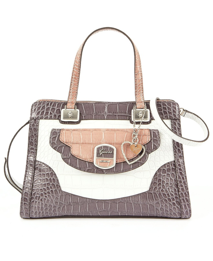 GUESS Handbag (I actually have this in Taupe and it is my favorite!!!)