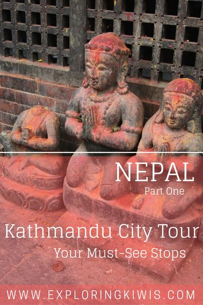 Kathmandu City Tour Itinerary must see in Nepal Exploring Kiwis