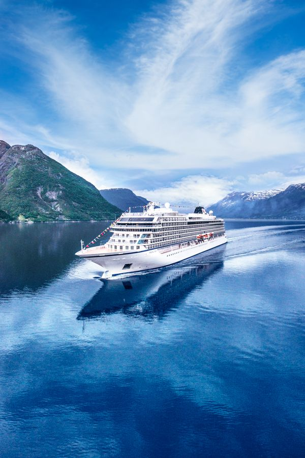 Sail Through The Fjords Of Norway With Vikingcruises World Cruise Viking Cruises Europe Travel Destinations