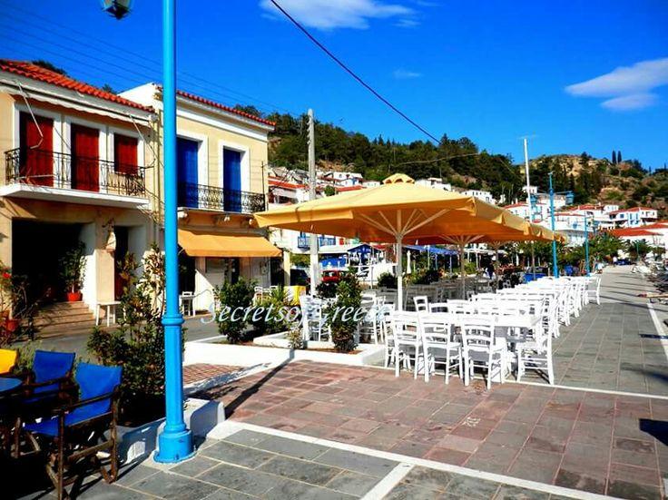 "Taverna in Poros island!! ""Secrets of Greece"""