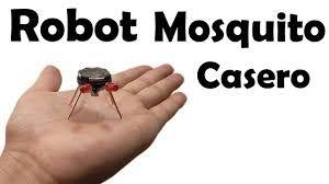BLOG DEL DEPARTAMENTO DE CIENCIAS Y TECNOLOGÍA : ROBOT MOSQUITO CASERO