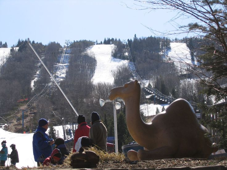 Camelback is one of the only ski resorts in PA that has something for everyone to enjoy no matter what race, color or creed and doesn't care what equipment you use to traverse its slopes or what clothes you wear to keep you comfortable. #MyCamelback