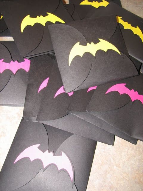 Batman/ Batgirl birthday party