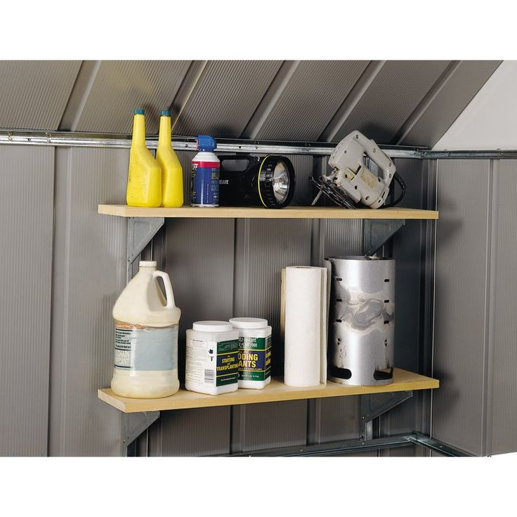 Arrow Shed Shelving System Kit - SS404
