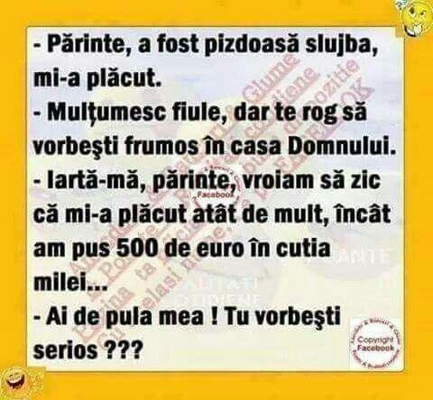 Gluma pt noi, romanii porcosi. ;)
