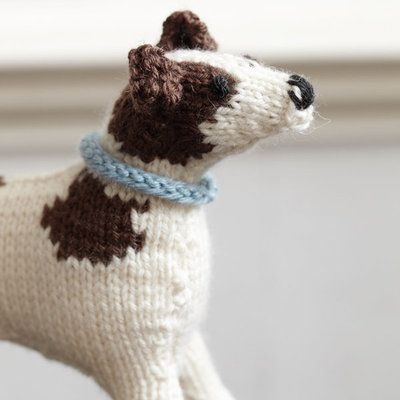 Attention chien gentil ! Tricot et cabot de Best in Show : Knit your own dog