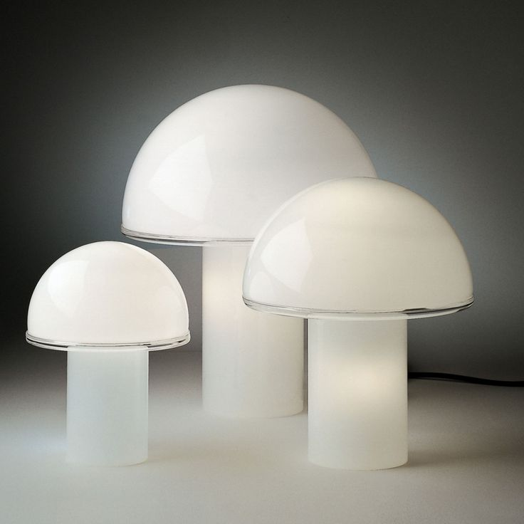 Onfale table light by Luciano Vistosi for Artemide