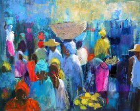Soraya French - Caribbean Market