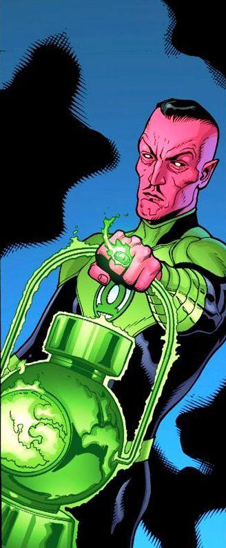 Green Lantern Sinestro by Doug Mahnke - Visit to grab an amazing super hero shirt now on sale!