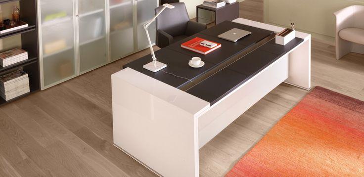 Loop - Estel近代的なオフィスデスク