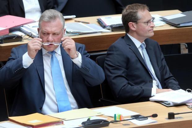 Ein Ende der Großen Koalition in Berlin ist absehbar
