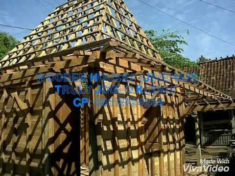 """Truly Joglo Kudus presents a project of prefab wooden house at Cilandak, West Java. Unique designs of 3 unit of Javanese wooden houses applying """"Joglo"""" roof that results a beautiful villa. We keep manufacturing Joglo / Wooden houses, pergola and other custom wooden design & structure works. We mostly use recycled teak.  Info: Whatsapp: (+62) 08112724234 Facebook: Arif Joglo Java Bali email: Truly.Arifsuryanto@Gmail.com   Www.trulyjoglohouse.blogspot.co.id"""