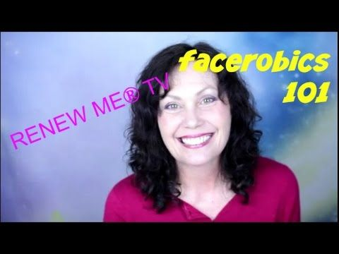 Face Exercise - Learn Face Exercise Workouts using FACEROBICS® 101 Basic Face Exercise Principles - YouTube