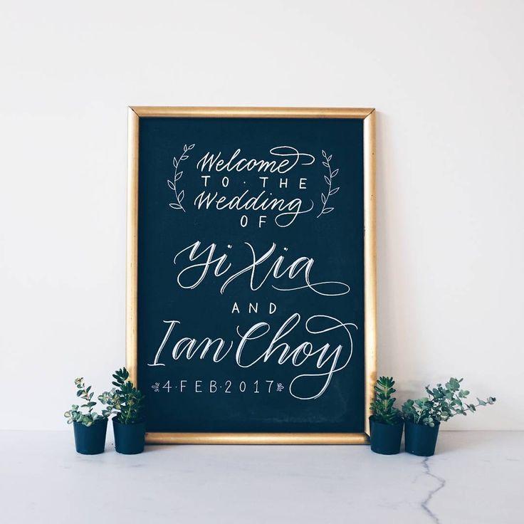 〔2大デコレーション〕お花と写真で作る!可愛すぎる『ウェルカムボード』の作り方まとめ* | marry[マリー]