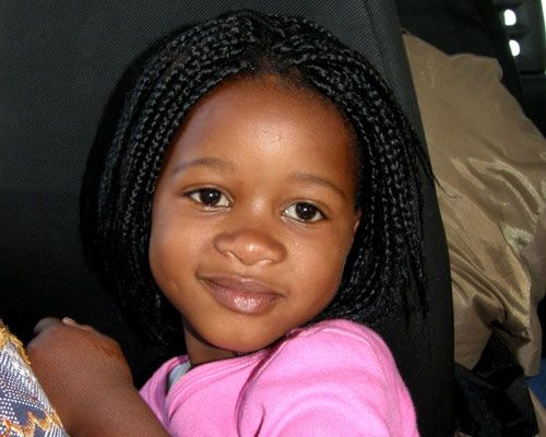 21 Cute And Trendy Hairstyles For Black Teenage Girls: 35 Beautiful Hairstyles For