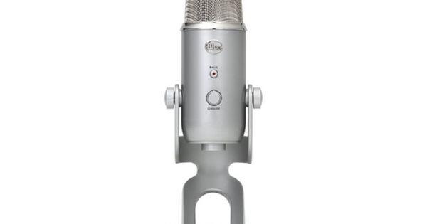 Blue Yeti USB Condenser Microphone #music