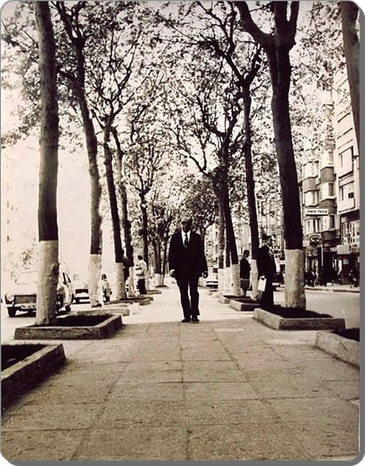 İstanbul _Taksim / Elmadağ - 1970 ler