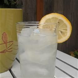 Bitter Lemon Soda