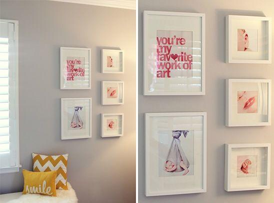 Referência molduras quarto do bebê