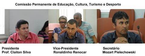 COMISSÕES PERMANENTES DA CÂMARA MUNICIPAL DE VEREADORES DE CAMAQUÃ. - FOLHA GIRAMUNDOWEB DIGITAL