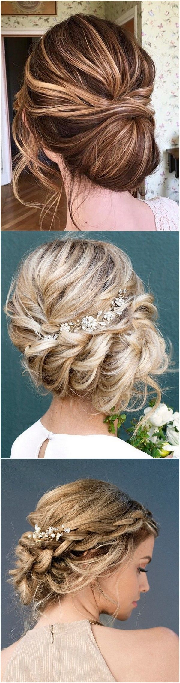 updo wedding hairstyles for 2018 by Steph 2 #bridalfashion #weddinghairstyle #updohairstyle #bridalhairstyles #weddingideas