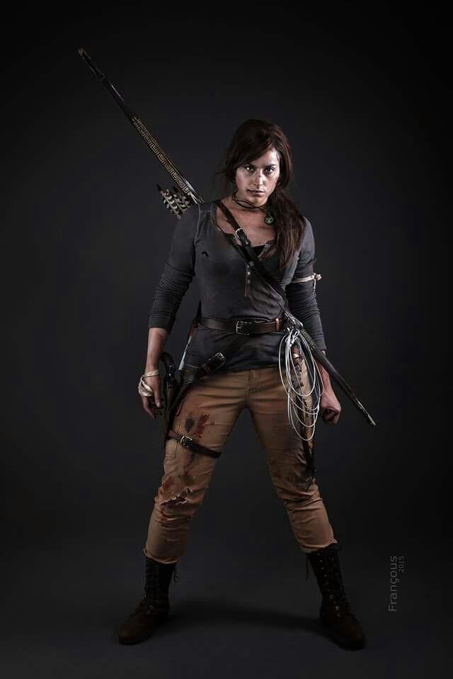 Les 67 meilleures images du tableau cosplay meagan marie lara croft tomb raider sur pinterest - Tomb raider deguisement ...