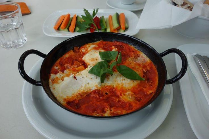 menemen - scrambled eggs turkish style | photo credit: robert | http://www.diefruehstueckerinnen.at/