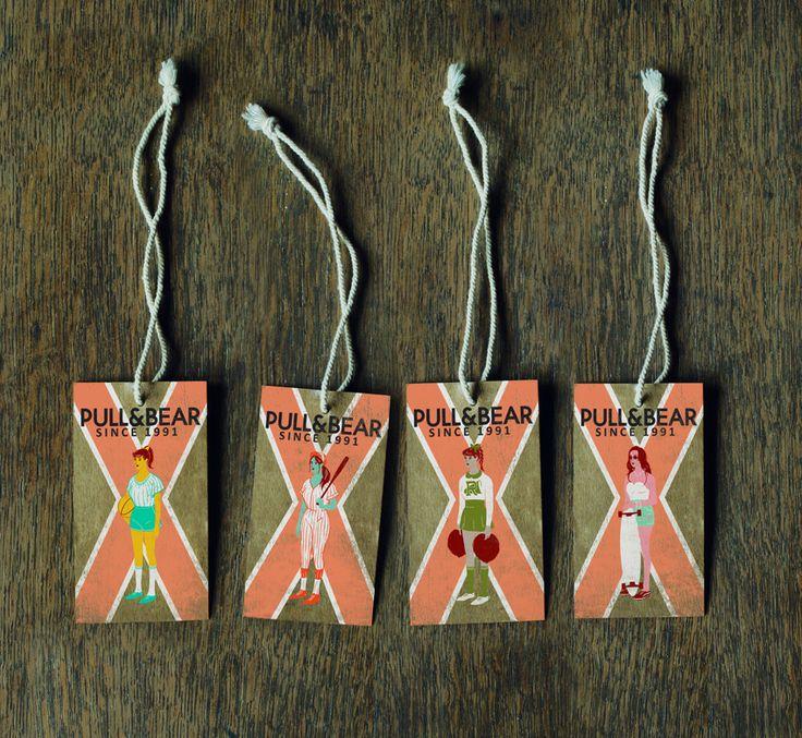 Clothing Hang Tags - Saint Kilda