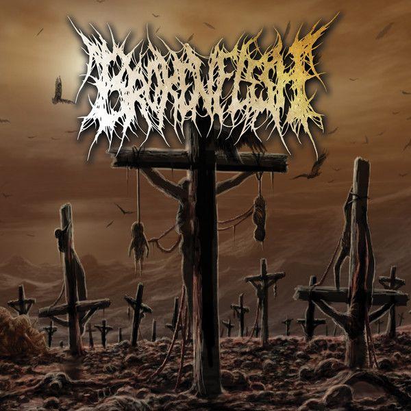 Broken Flesh - Christian death/slam metal