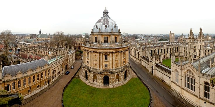 University of Oxford, one of the most prestigious universities in the world