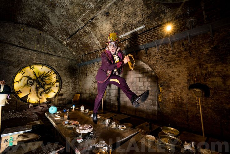 Alice's Adventures Underground / Adventures in Wonderland Les Enfants Terribles  Designer Samuel Wyer