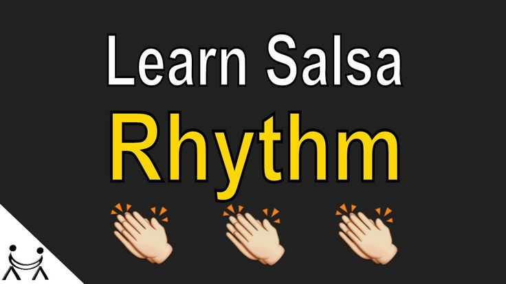 Learn how to keep Salsa Rhythm   DLG - Muevete   Salsa timing song wit...