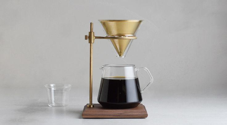 Slow Coffee Style, Kinto, Design, cavibo, Kaffee, Kaffeezubereitung