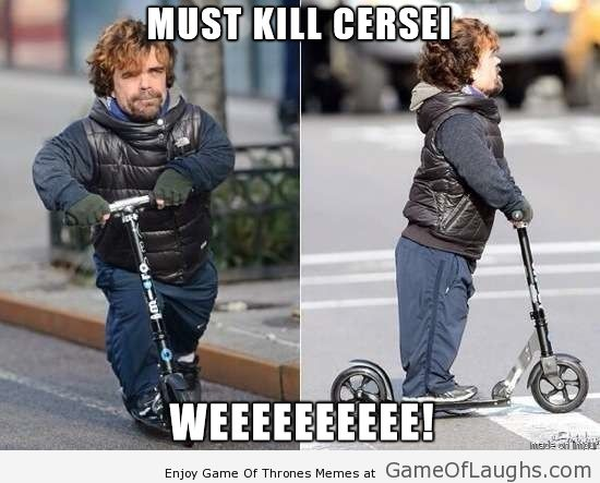 Tyrion Lannister // Game Of Thrones