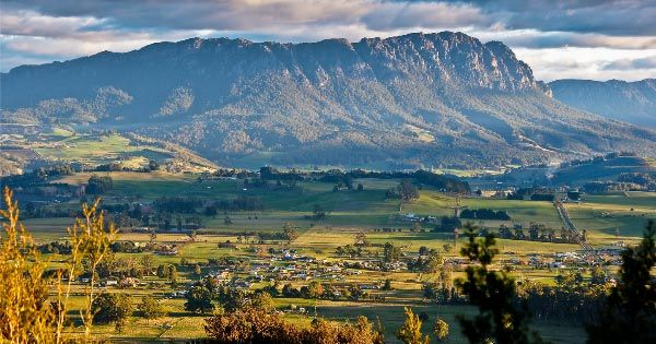 Mount Roland. Photo and article by Carol Haberle for Think Tasmania.