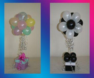 17 best images about yo gabba gabba birthday ideas on for Balloon arrangement ideas