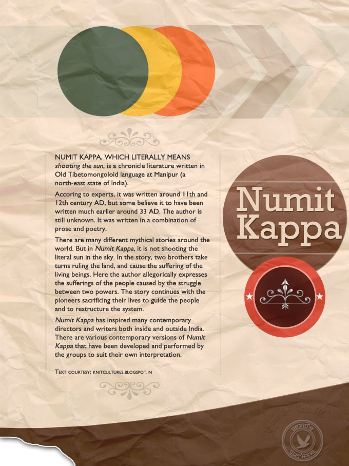 Numit Kappa - Missing the Wide Open Shots