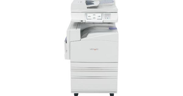 Copiator Profesional A3/A4 Color Laser Lexmark X940ETip imprimare: A3/A4Functii: Imprimare/Copiere/ Scanare/ FaxViteza printare prima pagina: 5,5 sec monocrom si 9,5 sec colorViteza copiere prima pagina: 6,7 sec monocrom si 8,8 sec colorViteza de printare/copiere monocrom A4:40 ppmViteza de printare