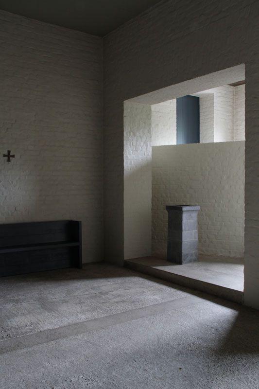 Abdij Sint Benedictusberg Mamelis/Vaals - Dom Hans van der Laan
