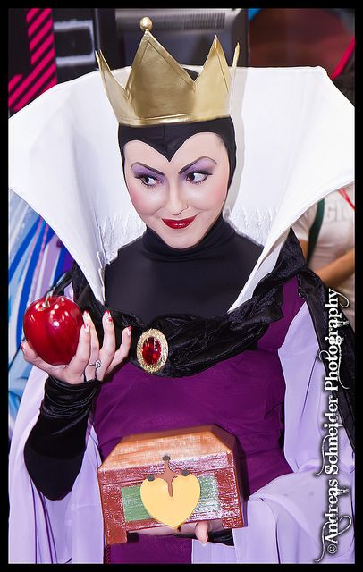 Queen from Snow White.
