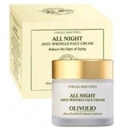 OLIVOLIO ALL NIGHT ANTI-WRINKLE FACE CREAM 50ml